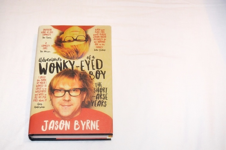 Book Review – Adventures of a Wonky-Eyed Boy by JasonByrne