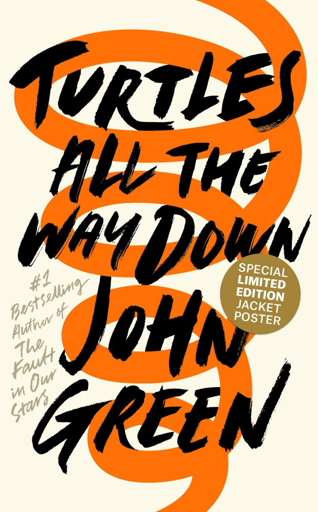 Book Review – Turtles All The Way Down by JohnGreen