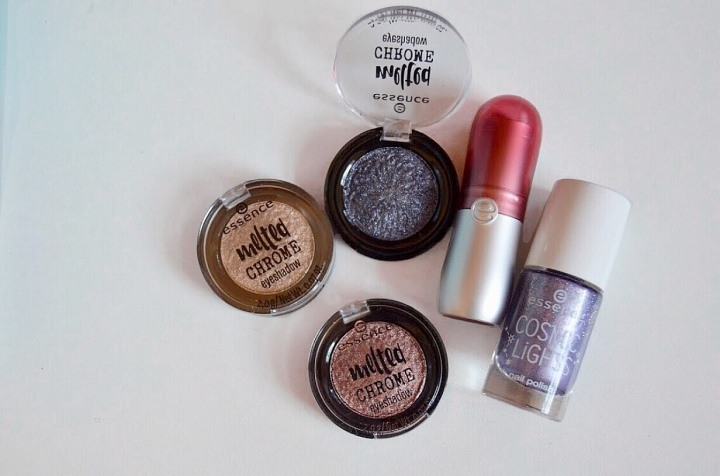 New In Makeup:Essence