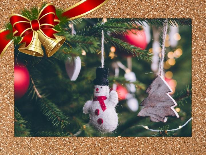 Blogmas Day 22 – My Favourite ChristmasDecorations
