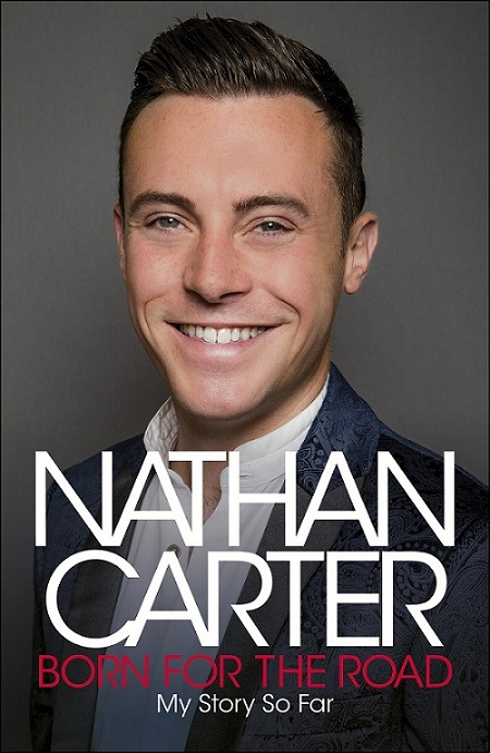 Book Review – Born For The Road by Nathan Carter with EmmaHeatherington