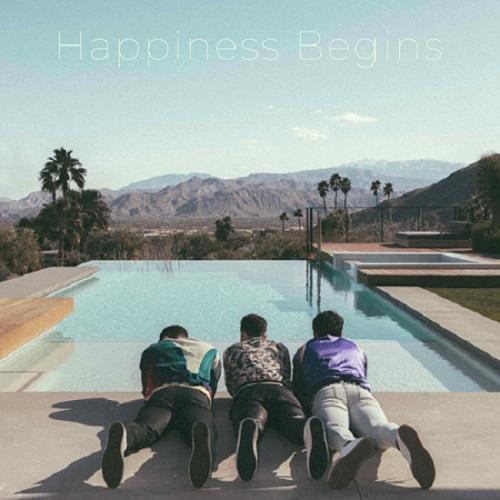 Album Review – Happiness Begins, JonasBrothers