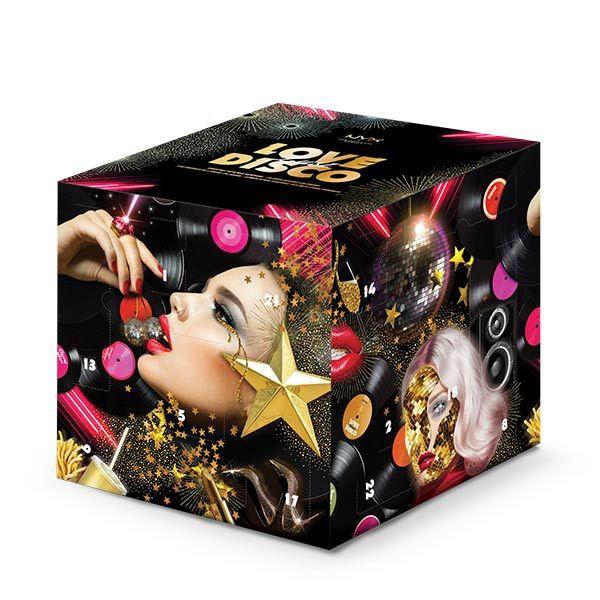 Beauty Review – NYX Love Lust Disco 24 Day AdventCalendar